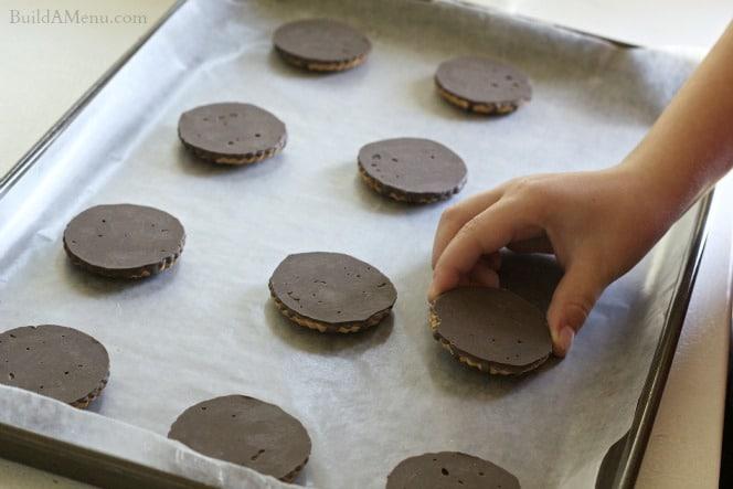 pilgrim hat cookies pic 1