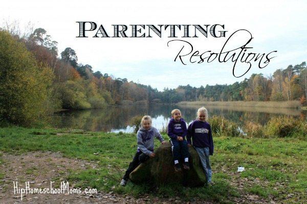 HHM Parenting Resolutions