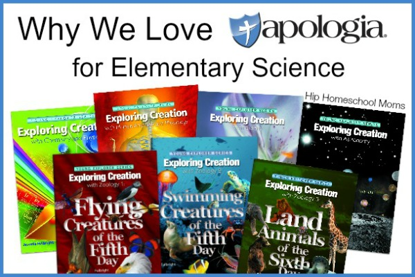 Why We Love Apologia for Elementary Science