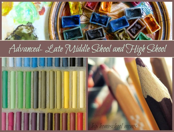 Advanced- Late Middle School and High School