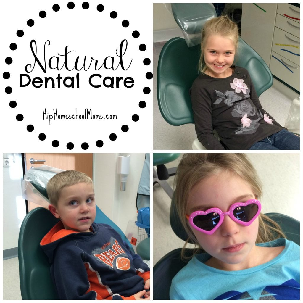 Natural Dental Care - It's super important that we teach our kids about dental health. |HipHomeschoolMoms.com