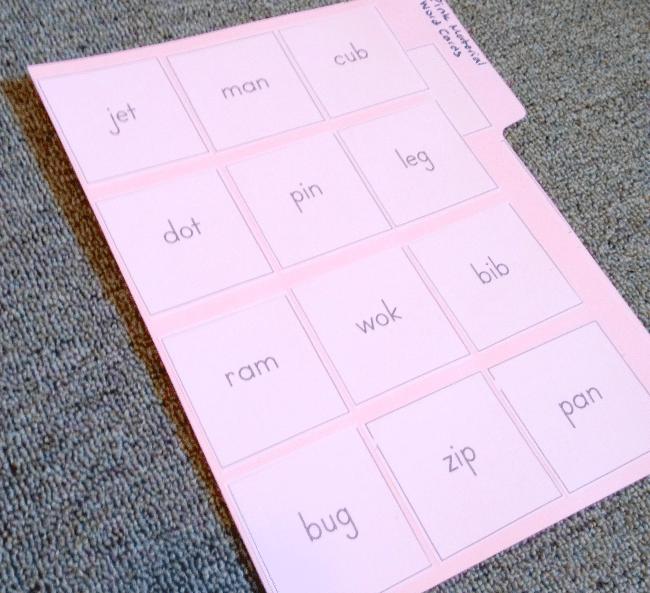 Montessori Pink Material