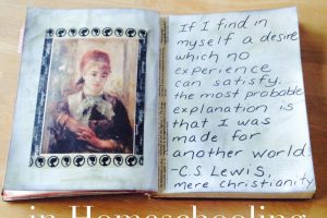 Commonplace Books Homeschooling