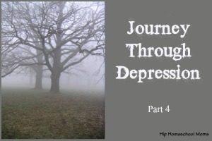 Journey Through Depression Part 4