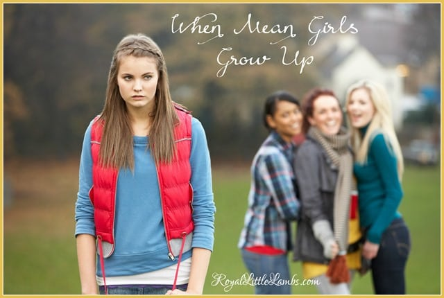 When Mean Girls Grow Up
