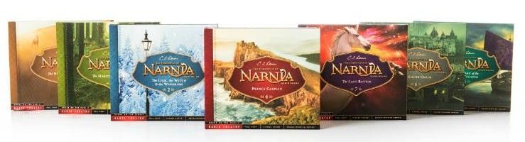 Narnia CDs Edited