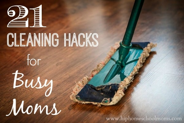 Cleaning Hacks