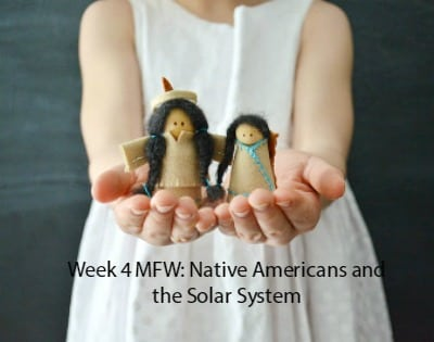 HOP Week 4 MFW Native Americans and the Solar System
