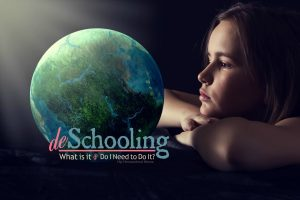 Hip Homeschool Moms Deschooling