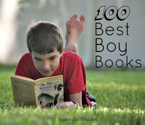 HOP Best Books for Boys