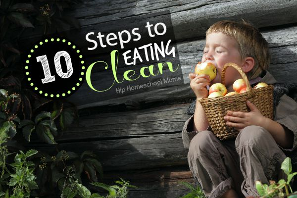 10 steps to eating clean 2