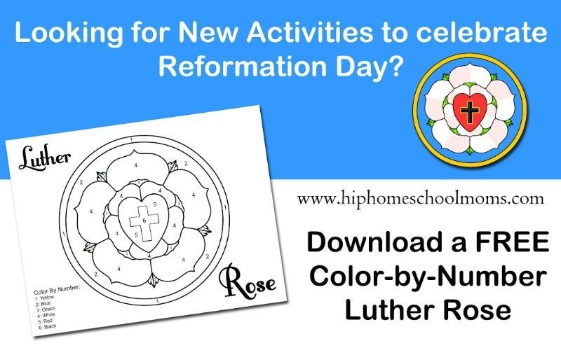 HHM Reformation Day Pinnable Image