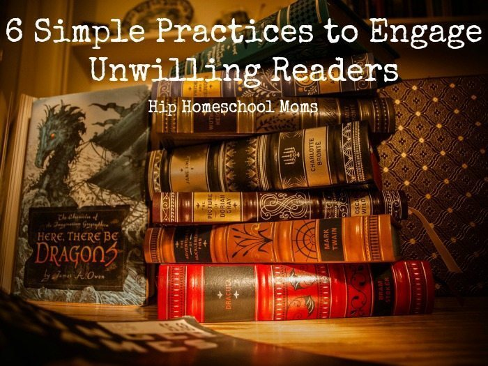 HHM 6 Simple Practices to Engage Unwilling Readers