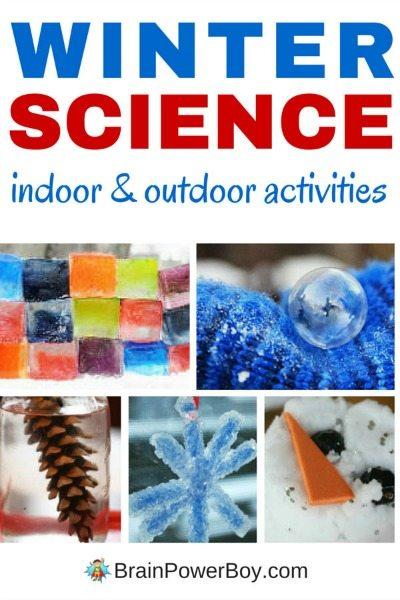HHM Winter-Science-Activities
