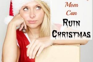 ruin Christmas