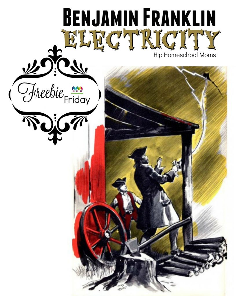 a description of the study of electricity by benjamin franklin Benjamin franklin was born in boston, massachusetts, in 1706 franklin started out as an apprentice in his brother's print shop an apprentice is a person who helps an expert in a trade, like.