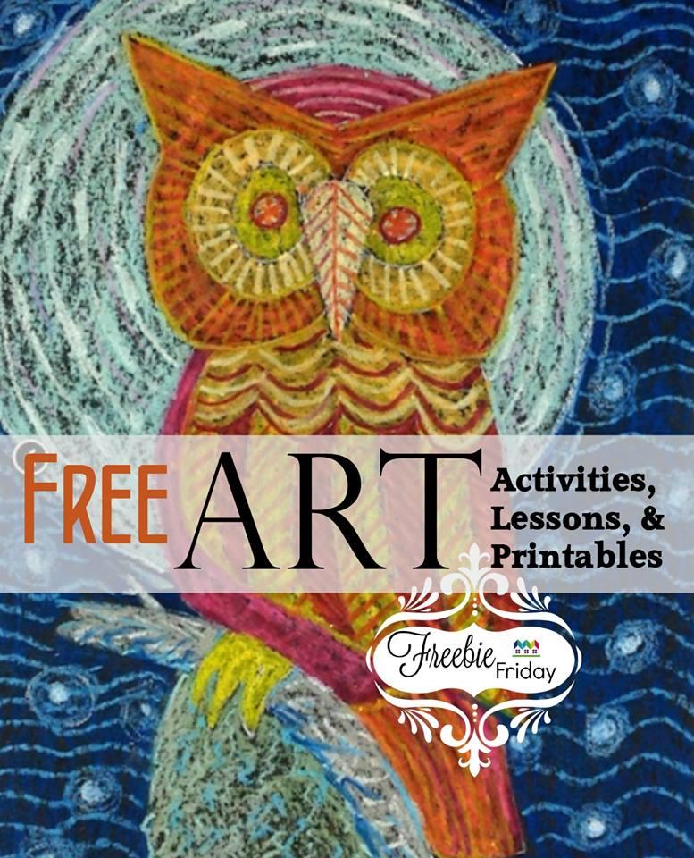 HHM Freebie Friday Art January 2016