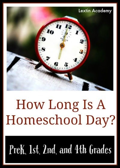 HHM How Long is a Homeschool Day1