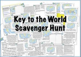 Key-to-the-World-Scavenger-Hunt