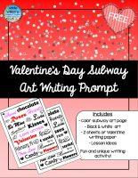 Valentine-Subway-Art-Cover