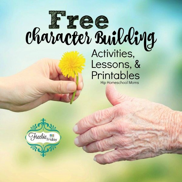 Free Printables for Bible, Character, and Random Acts of Kindness ...