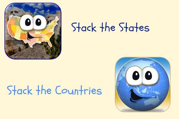 Stack the States and Countries