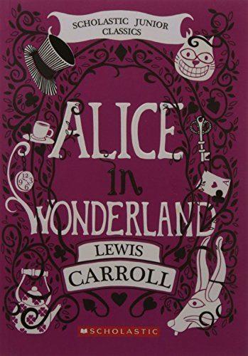 book Alice in Wonderland
