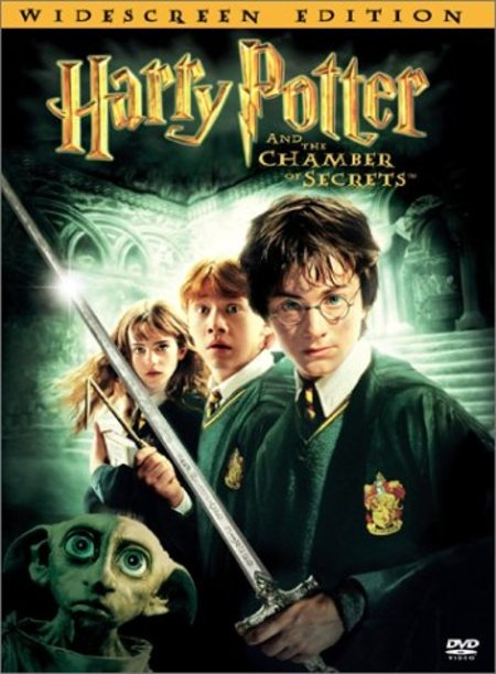 book Harry Potter and the Chamber of Secrets