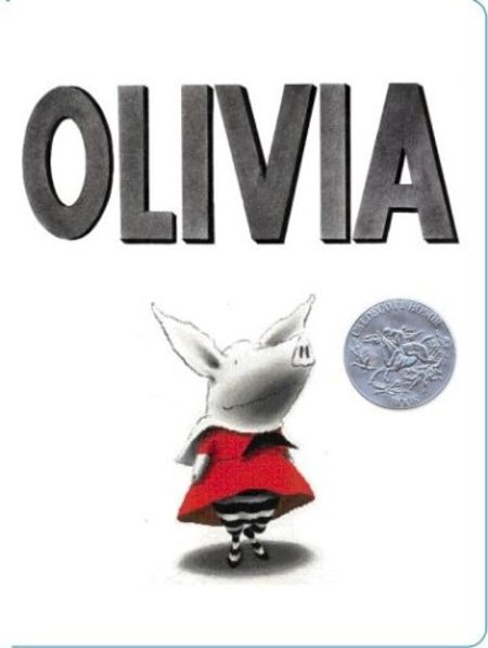 book Olivia