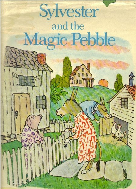 book Sylvester and the Magic Pebble
