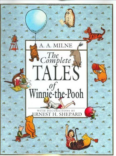 book The Complete Tales of Winnie the Pooh