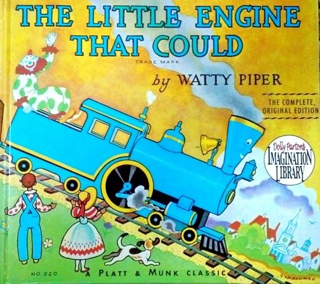 book The Little Engine That Could