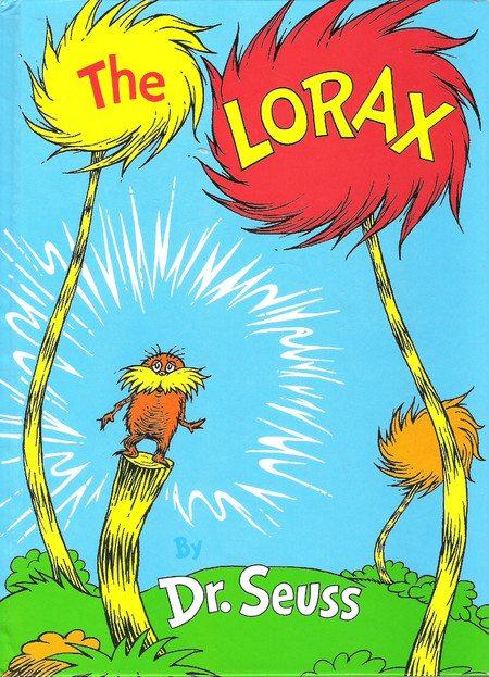 book The Lorax