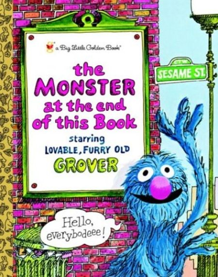 book The Monster at the End of This Book