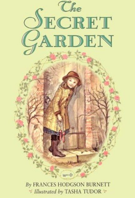 book The Secret Garden