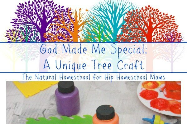 God Made Me Special Crafts Free Printable Hip