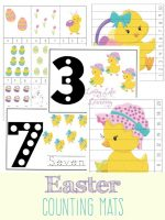 Easter-Counting-Mats
