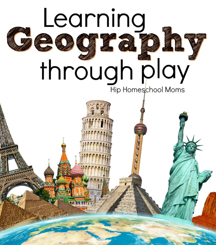 HHM Learning Geography Through Play Pinterest Image