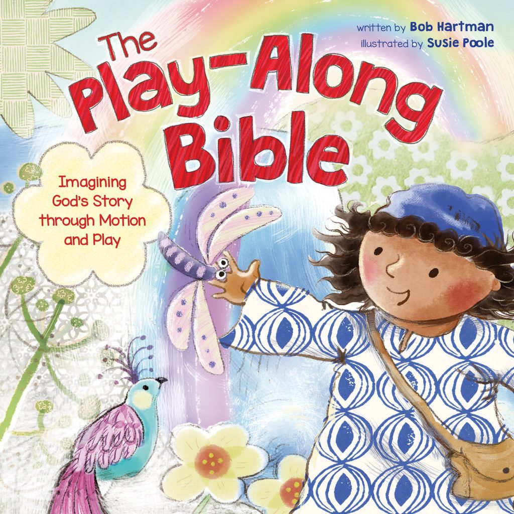 Play Along Bible Cover
