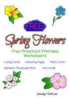 Spring-Flowers-Worksheets