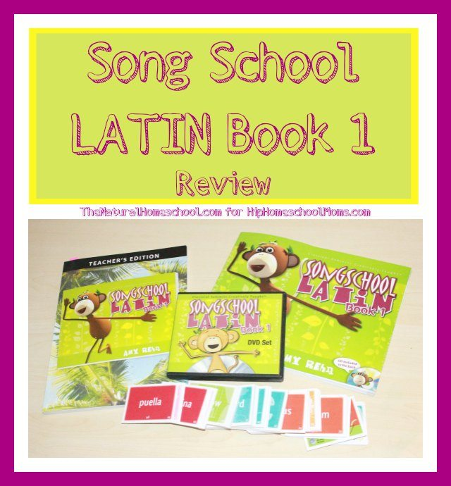 Song School Latin Book 1 REVIEW