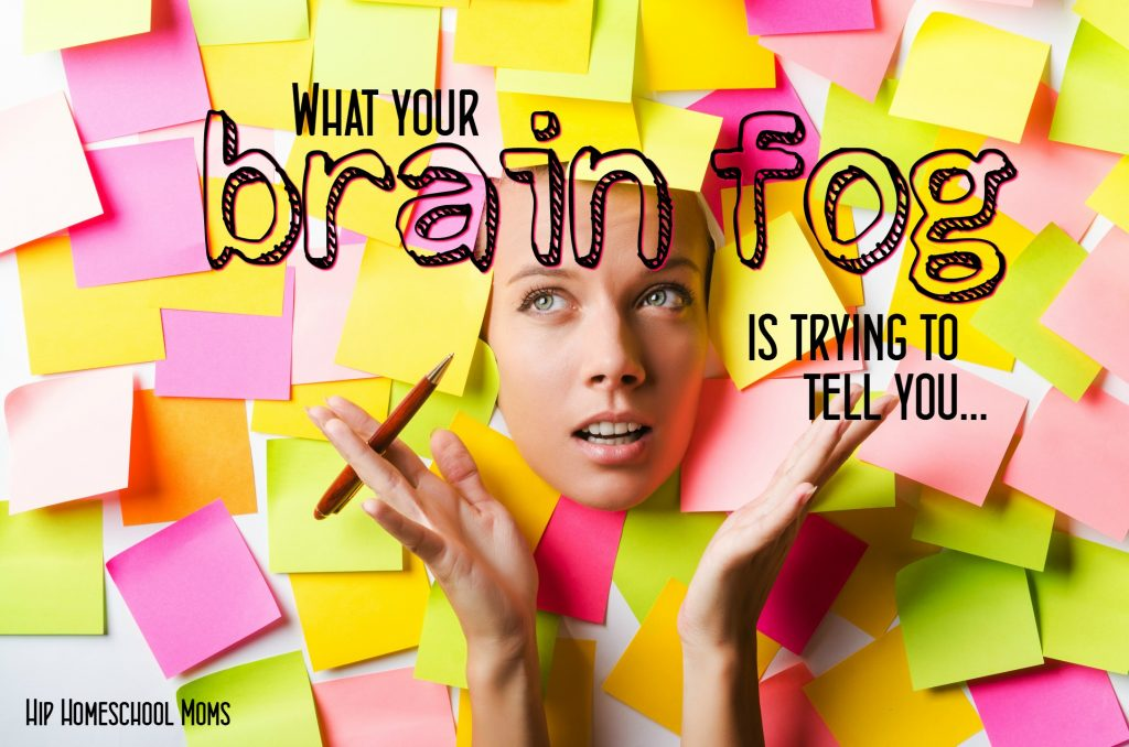 what your brain fog is trying to tell you b