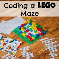 Coding-a-LEGO-Maze-Square