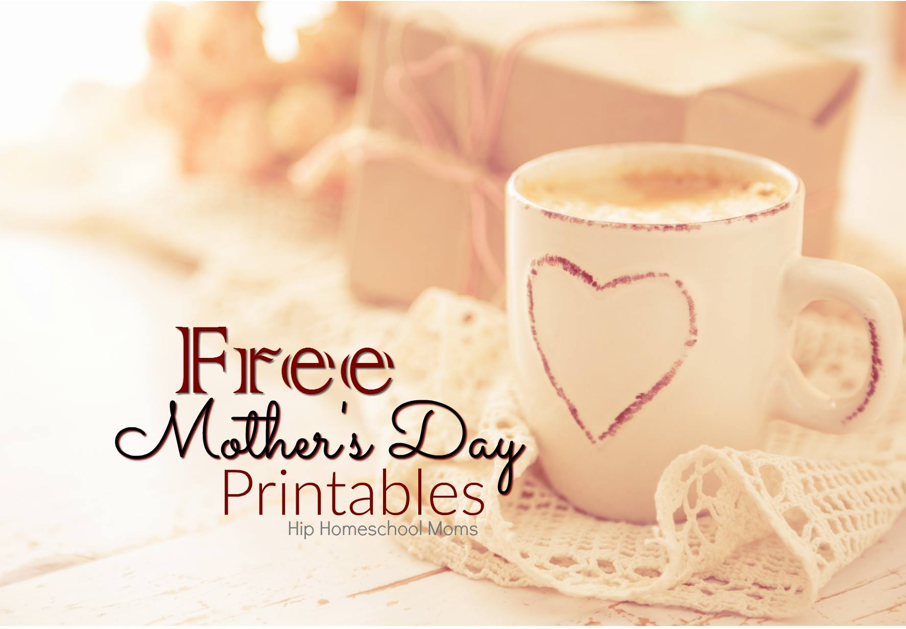 HHM Freebie Friday Mothers Day April 2016