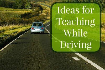 HHM Hop Teaching While Driving