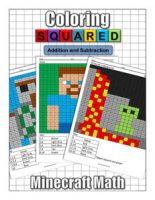 HHM-Minecraft-Addition-and-Subtraction