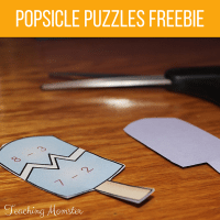Popsicle-Puzzles