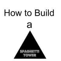 Spaghetti-Tower