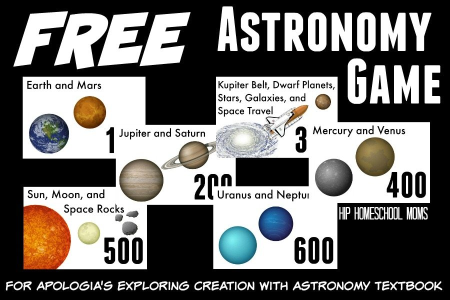 free astronomy game long