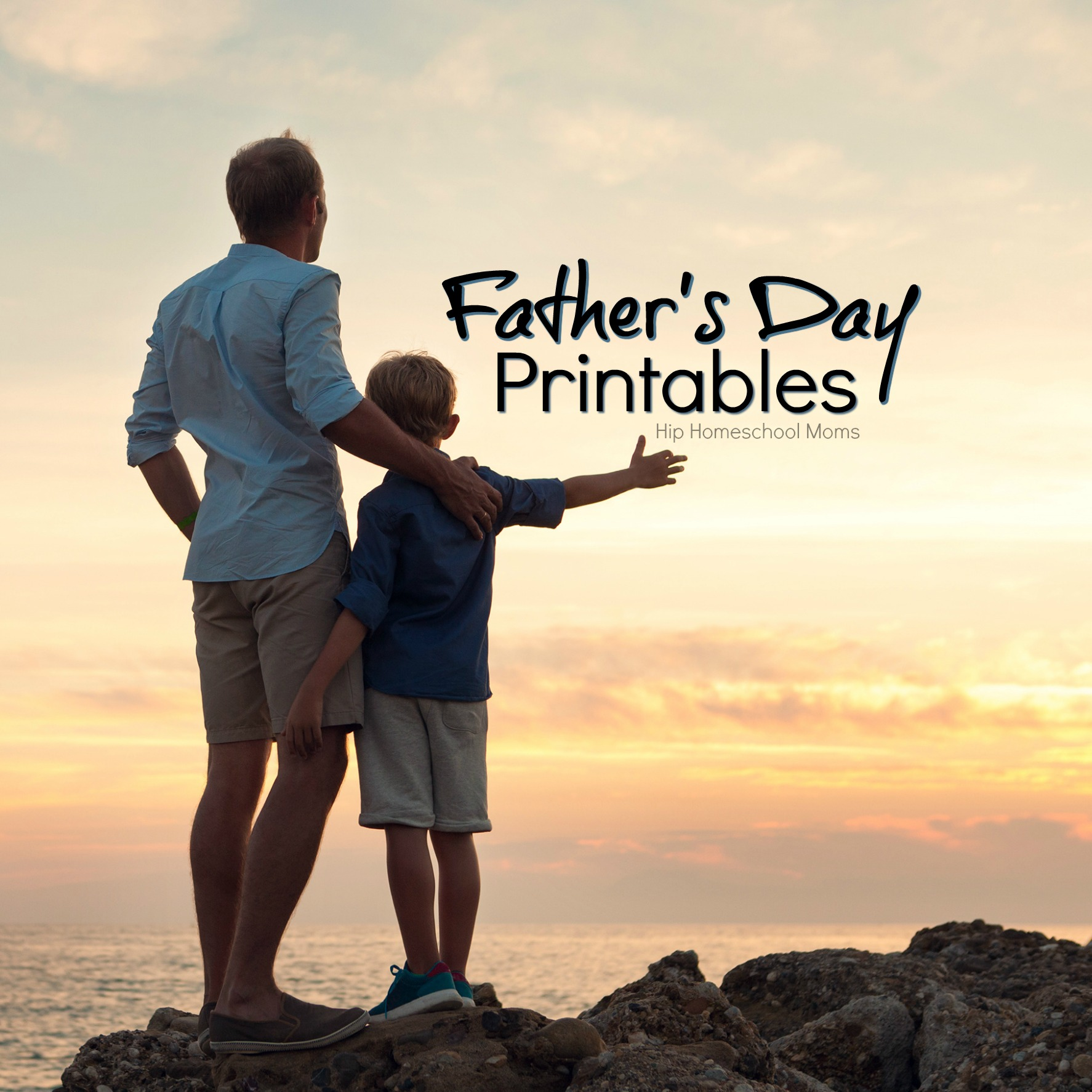 Father's Day Printables | Hip Homeschool Moms